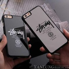 Stussy New York Paris Case Hard Cover Iphone 5 5S 6 6 Plus http://www.95gallery.com/