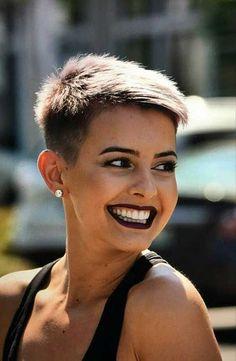 Cortes de cabello para mujeres estilo pixie hair