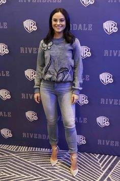 Camila Mendes #CamilaMendes Riverdale TV Series Photocall in Mexico City 06/04/2017 Celebstills Camila Mendes