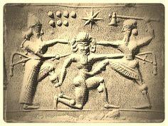 Sumerian tablet