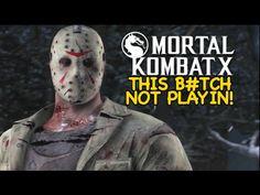 THIS MODAPH#%KA DON'T PLAY! [JASON VOORHEES] [DLC] [MORTAL KOMBAT X] - YouTube. Dashiegames
