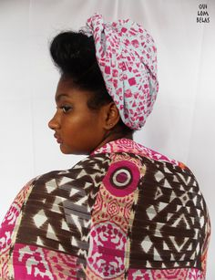 #souquilombelas #turbante #turban #headwraps #turbanfashion #coroa #queen #scarfwrap