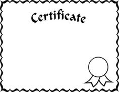 Star Templates Printable Free  Free Downloadable Pdf Certificates