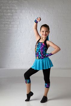 Abit of colour! Hip Hop Costumes, Dance Costumes Lyrical, Girls Dance Costumes, Jazz Costumes, Dance Outfits, Dance Dresses, Lyrical Dance, Dance Picture Poses, Dance Poses