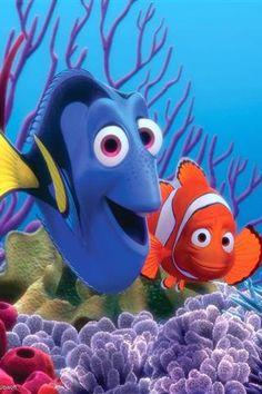 """Can't wait for """"Finding Dory"""" scheduled to be released 11/25/15!"""