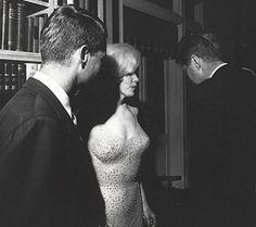 MM, John Kennedy,  Robert Kennedy