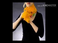 Easy and elegant scarf wraps - YouTube
