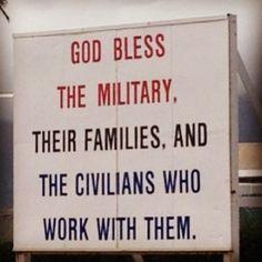 God bless them all #military