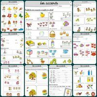 """Je regroupe dans cet article toutes les fiches de grammaire utilisables en compl… I gather in this article all usable grammar sheets in addition to the method """"Making grammar in CP� The articles and the name A very complete series … Grammar Activities, Educational Activities, Learning Activities, Spanish Activities, French Language Lessons, French Lessons, Spanish Lessons, Teaching French, Adhd"""
