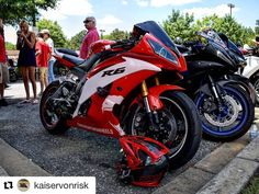 Is it wrong that I love seeing other peoples pics of my bike? @kaiservonrisk with this BEAST shot of Holly and Nessy!