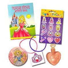 Girls Party Bag Filler Pack - PFP042