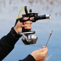 New Fishing Set Catapult