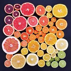 Color me citrus.