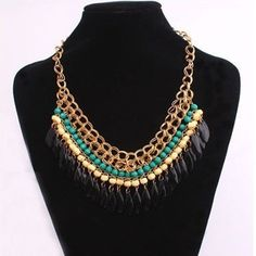 Bohemian Chain Necklace