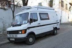 mercedes 207 furgoneta caravana - Buscar con Google