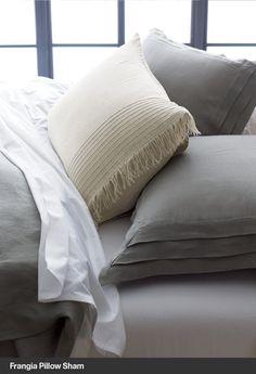 Frangia Bed Linens