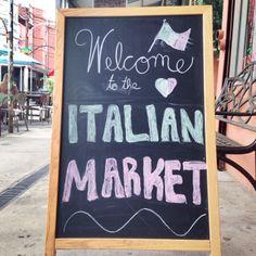 Italian Market, Philadelphia, PA