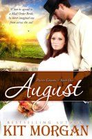 Free eBook: August (Prairie Grooms, Book One) - http://freebiefresh.com/august-prairie-grooms-book-one-free-kindle-review/