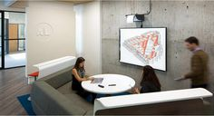 Acquilano Leslie Architects Office Design