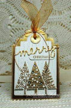 Stamping with Klass: Guest Designing for Twelve Tags of Christmas