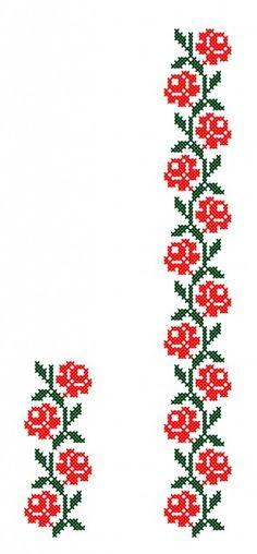 Cross Stitch Boarders, Cross Stitch Charts, Cross Stitch Designs, Cross Stitching, Cross Stitch Patterns, Russian Cross Stitch, Cross Stitch Rose, Cross Stitch Flowers, Embroidery Hoop Art