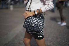Milan fashion week street style spring/summer '14 gallery - Vogue Australia