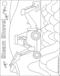 mikes restaurant coloring pages - photo#41