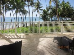 Apartment vacation rental in Humacao Palmas del mar. Sleeps 8 four bedroom three bathroom 40 steps from the beach.  quick quote. $2750 for 10 days. $3820 for 12 days.