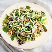Smoked mackerel salad with fennel | Salad Recipes | Healthy Recipes