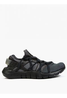 new product d8fd9 b6e20 Nike Grey Huarache NM Sneakers   oki-ni Grey Huaraches, Footwear Shoes, Nike