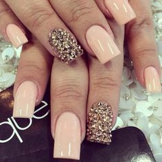 Love the neutral with peach color! Would be better if they were shorter..