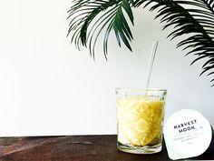 Mangolassi mit Kokosmilchjoghurt (vegan)