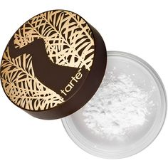 tarte Smooth Operator Amazonian Clay Finishing Powder ($33) – This translucent, silky finishing powder with Amazonian clay instantly soaks up excess oil and keeps makeup in place without ever appearing chalky. Cream Concealer, Finishing Powder, Make Me Up, Loose Powder, Face Powder, Face Oil, Vintage Beauty, Beauty Routines, Makeup Yourself