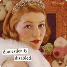 domestically-disabled