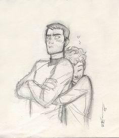 Hugs by CaptBexx on DeviantArt