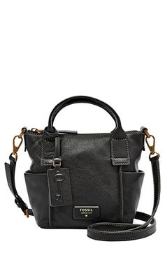 Fossil 'Micro Emerson' Satchel available at #Nordstrom