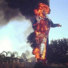 60 years young...RIP Big Tex, you always did things living large!