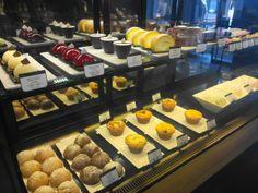 Paul Bassett Coffee Seoul Cakes