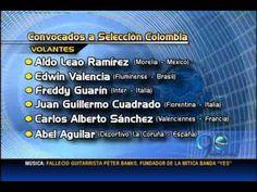 El técnico argentino de la selección Colombia de mayores, José Néstor Pékerman, oficializó la lista de 26 jugadores que enfrentarán a Bolivia y Venezuela por las Eliminatorias Mundialista.