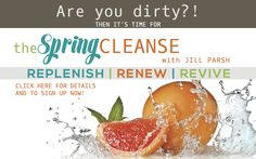 for only $57 you can get CLEAN!  My Spring 2015 Cleansing Adventure consists of 2 weeks of getting out the crap, and eating whole, clean foods, leaving you feeling lighter, brighter and more energized. And who doesn't want to feel that?