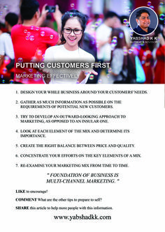 To learn more about putting customers first and market effectively, click here