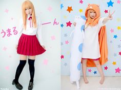 himouto umaru chan cosplay cloak kawaii on Mercari Kawaii Cosplay, H Cosplay, Easy Cosplay, Cosplay Anime, Amazing Cosplay, Cosplay Outfits, Halloween Cosplay, Cosplay Costumes, Himouto Umaru Chan