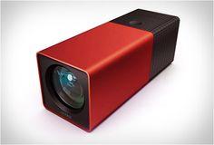 Lytro Camera - shoot now focus later...what!!?