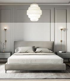 Best Bedroom Hotel Chic Lights Ideas – The best ideas Luxury Bedroom Furniture, Home Bedroom, Modern Bedroom, Master Bedroom, Luxury Bedding, Bedroom Black, Hotel Bedroom Design, Bedroom Ideas, Bedroom Classic