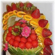 Watermellon basket