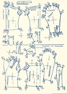 Lutterloh 1938 Book Of Cards -  Models Diagram Card 37