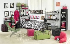 Dorm Room Ideas For Girls:Dorm Room Ideas, College Dorm, Essentials!
