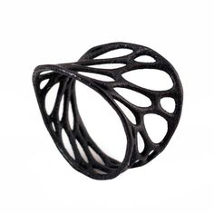 1 Layer Twist Ring  Nervous System