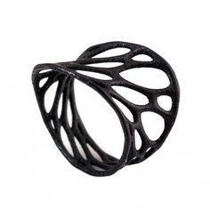 1 Layer Twist Ring \ Nervous System