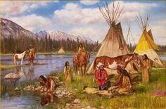 Native American Teepee, Native American Proverb, Native American Paintings, Native American Pictures, Indian Pictures, Native American Women, Native American Artists, American Indian Art, Indian Paintings